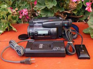 Videocámara Sony Handycam Hi8 Ccd-tr)