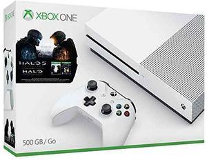 Consola Xbox One S 500 Gb Ultimate Halo Nuevo