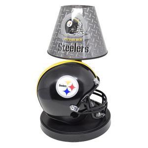 Lámpara Buró Nfl Colección Pittsburgh Steelers Acereros