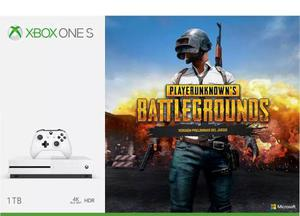 Xbox One S Battlegrounds 1 Tb Envio Gratis 12 Msi