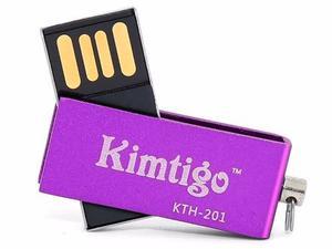 Kimtigo Memoria Usb gb Purpura Kth-201