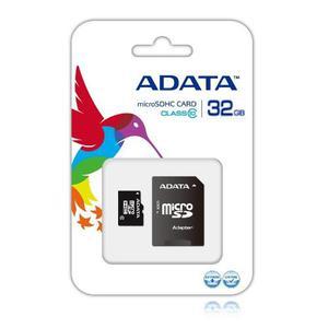Memoria Micro Sd 32gb Adata Clase 10 Tablet/cel/camara