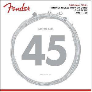 Fender  Juego De 4 Cuerdas Para Bajo.