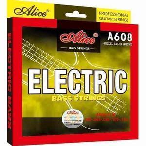 Juego De Cuerdas Para Bajo Electrico 5 Cuerdas