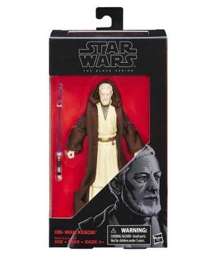 Oferta Figura Star Wars Black Series # 32 Obi Wan Kenobi *