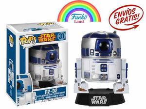 R2-d2 Star Wars Funko Pop