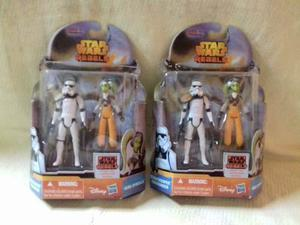 Star Wars Rebels Figuras