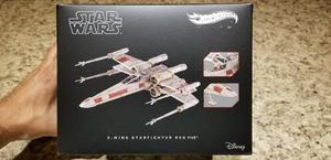 X Wing Starfighter Red Five Hot Wheels Elite Star Wars