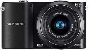 Cámara Digital Sin Espejo Samsung Nx Con Lente De