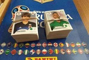 Estampas Del Mundial Rusia  Estampas Sin/repetir)