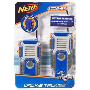 Radios Nerf N Strike Elite Walkie Tokies Nuevos Envio Gratis
