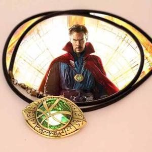 Collar Ojo De Agamotto Dr Strange Brilla En La Oscuridad