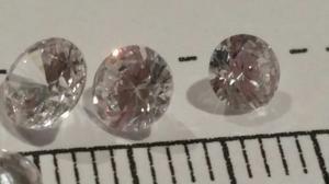 Lote 14 Zirconia Calidad Diamante Brillo Aaa Joyeros