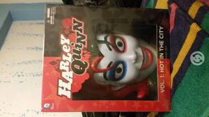 Libro comic harley quinn vol.1 hot in the city