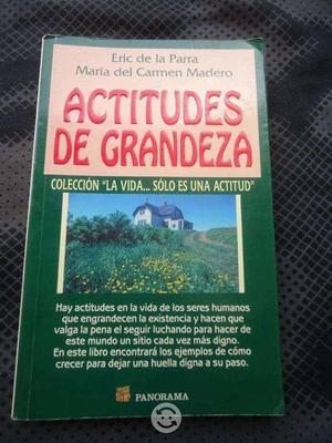 Actitudes De Grandeza Eric De La Parra