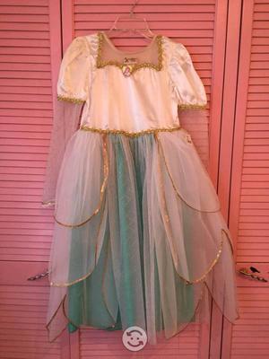 Vestido de boda de La Sirenita