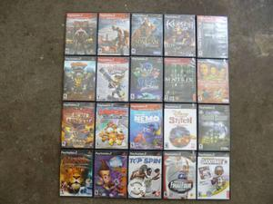 20 juegos de playstation 2