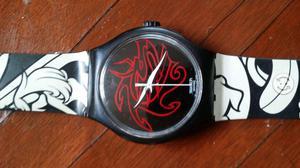 Reloj swatch grande sin hebilla