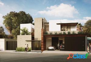 Casa nueva en venta en colonia del Valle en San Pedro Garza