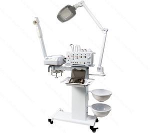 ROBOT MULTIFUNCIONAL 11 EN 1 CON VAPOR Y LUPA LED