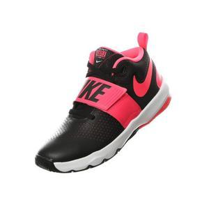 Tenis Nike Team Hustle Ngo/rosa Niño Original