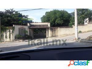 Venta Terreno 1800 m² Colonia Tepeyac Poza Rica Veracruz,