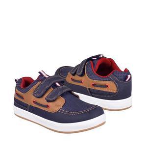 Zapatos Casuales Stylo Para Niño Simipiel Navy