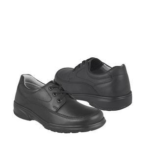 Zapatos De Vestir Flexi Para Niño Piel Negro
