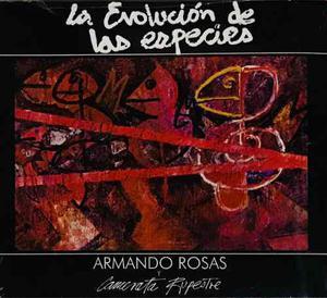 Armando Rosas, La Evolución De Las Especies Cd Nuevo