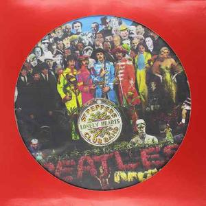 Beatles Sgt Pepper Lp Limited Edition Picture Disc Sellado