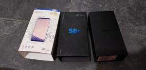 Caja Samsung Galaxy S8 Plus Orchid Gray