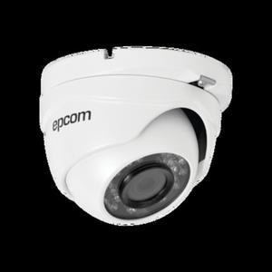 Camara Domo E8turbo p Fullhd Epcom Lente 2.8mm