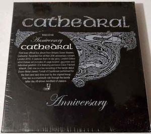 Cathedral - Anniversary | Deluxe Edition | Cd Importado