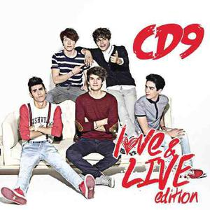 Cd9 Love & Live Edition Disco Cd Con 20 Canciones