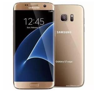 Celular Samsung Galaxy S7 Edge 32gb 4g Lte 12mp N Dorado