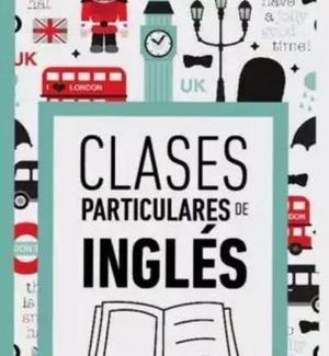 Clases de Inglés, Tareas, Apoyo en Exámenes, Traducciones