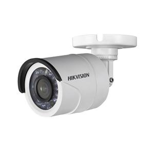 Cámara Bullet 720p Lente 3.6mm Exterior Ir 20m Hikvision