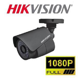 Cámara Hikvision Turbohd p, (lente 2.8mm) En Metal