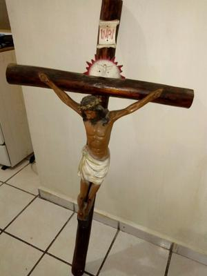 Cristo grande de resina