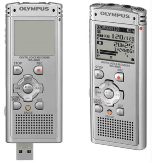 Grabadora digital olympus