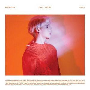 Jonghyun Shinee - Poet I Artist Album Kpop Envio Gratis