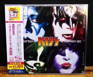 Kiss / The Very Best Of Kiss [shm-cd] [limited Releas