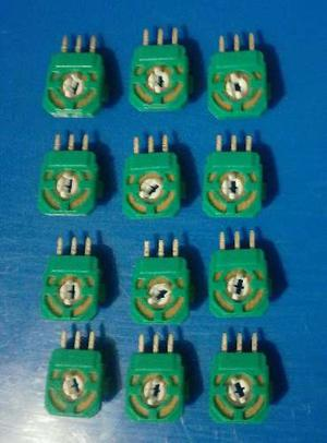 Lote 12 Ejes De Potenciometro Para Control One Y Ps4