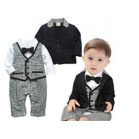 Mameluco Bebés Traje Conjunto