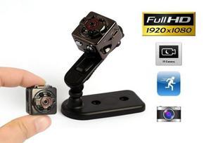 Mini Camara Espia Sq8 Vision Nocturna Full Hd Det Movimiento