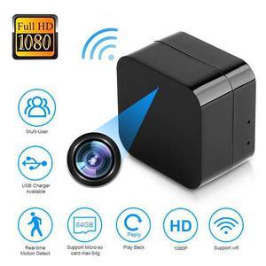 Mini Camara Pro Espía Wifi Ip Oculta p Envio Gratis