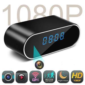 Reloj Camara Espia Video Grabadora Wifi Visión Nocturna