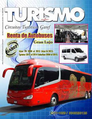 Renta de Autobuses  Irizar