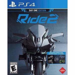 Ride 2 One Day Edition Playstation 4 Nuevo