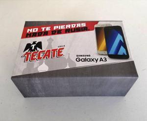 Samsung Galaxy A3 2017, Edición Especial Tecate, Nuevo